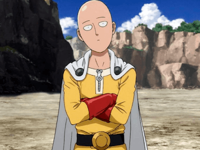 One Punch Man Reseña