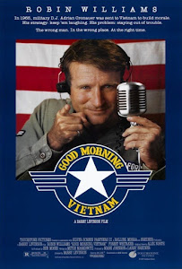 Good Morning, Vietnam Poster