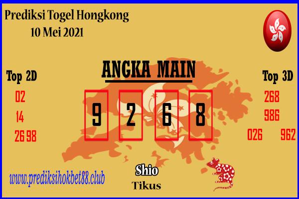 Bocoran Togel Hongkong 10 Mei 2021