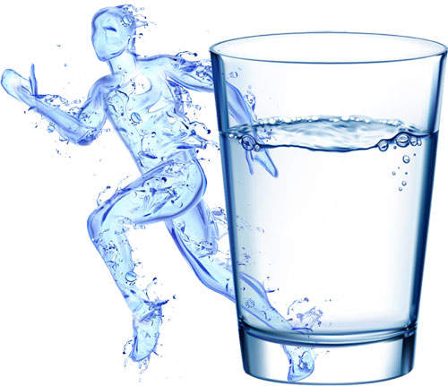 Anti-Oxidants Alkaline Water