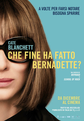 Che Fine Ha Fatto Bernadette? Poster Film