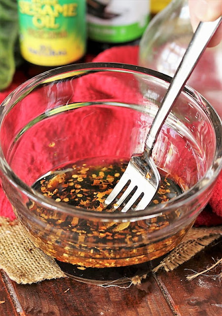 How to Make Asian Sesame Dressing Image