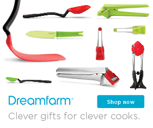 Dreamfarm, the world's best kitchen tools and gadgets