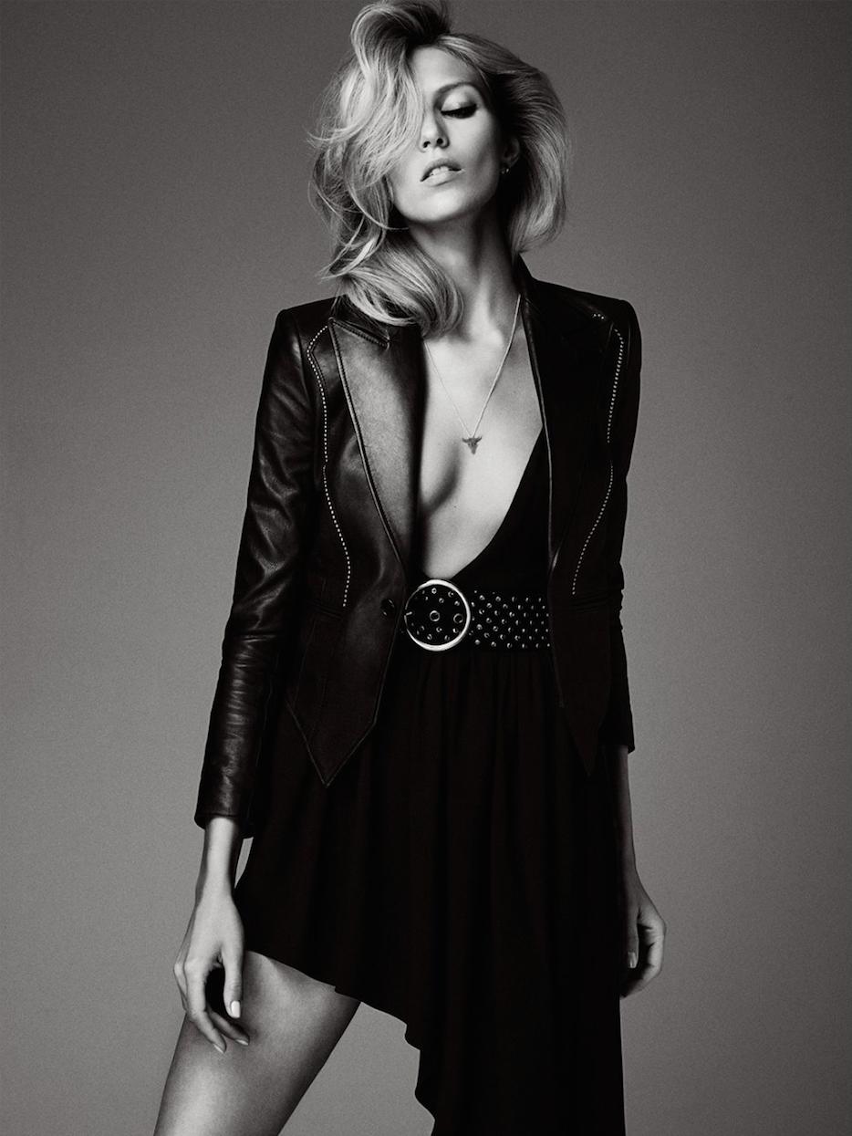 anja rubik by paul schmidt for elle croatia april 2015