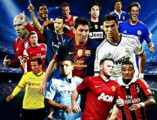 Kumpulan BBM Bola+Pemain Eropa v3.3.6.51 Terbaru 2017