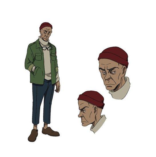 Youhei Tadano as Miyagi
