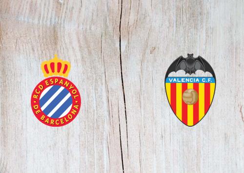 Espanyol vs Valencia -Highlights 2 November 2019