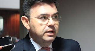 RANIERY PAULINO DEIXA LIDERANÇA DA BANCADA DE OPOSIÇÃO NA ASSEMBLEIA LEGISLATIVA