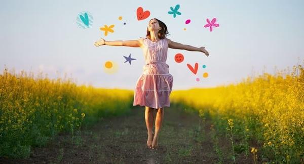 السعادة في الحياة