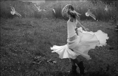 Feel Free with Dancing in the Rain