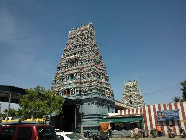Sri Marundeeswarar Temple, Thiruvanmiyur