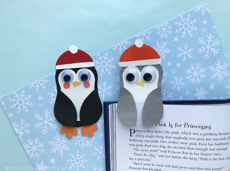 bookmark craft for kids