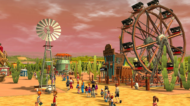 RollerCoaster Tycoon 3 Complete Edition PC Full