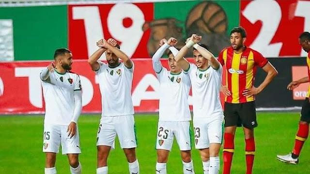 الترجي ومولودية الجزائر