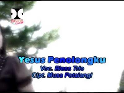 Yesus Penolongku - Bless Trio