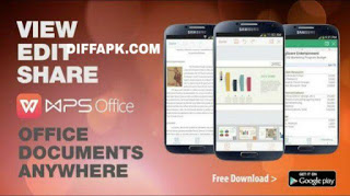 WPS Office + PDF Mod Apk v12.7 (Premium)