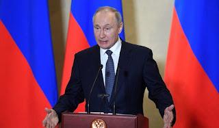 Putin Belum Juga Ucapkan Selamat ke Joe Biden, Ternyata Ini Alasannya