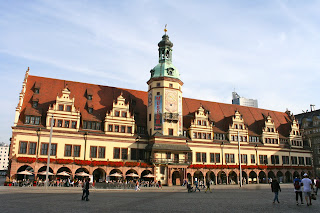 Altes Rathaus am Leipziger Markt