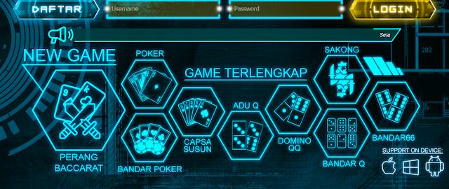 JarvisQQ Adalah Website DominoQQ Online Favorit Di Indonesia