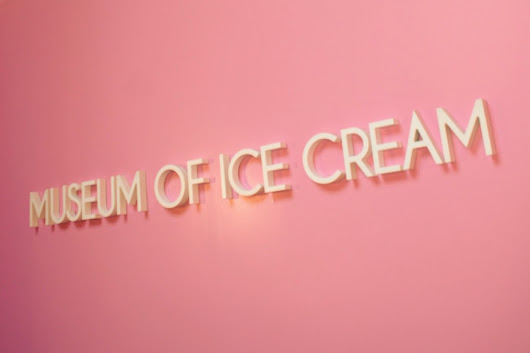 Sweet memories of the Musem of Ice Cream San Francisco
