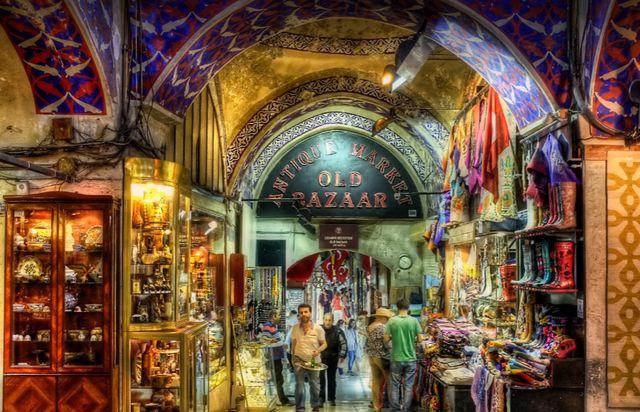 البازار الكبير - اسطنبول