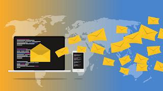Cara buat akun email baru Gmail dan Yahoo lewat hp android maupun iphone yang mudah