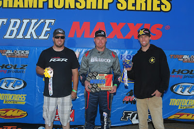 WORCS Racing Podium SxS
