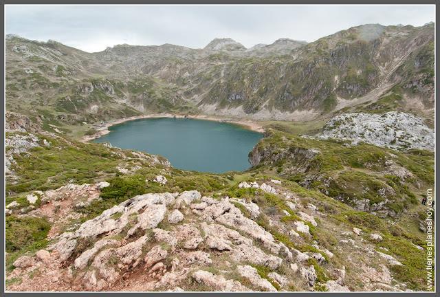 Lago Calabazosa Parque Natural Somiedo