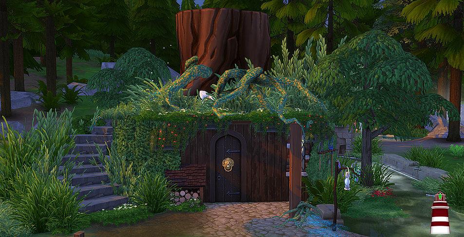 Read Shrek S Swamp House Here New Home Design Minimalist