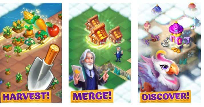 EverMerge v1.22.0 MOD, Unlimited Money - Game giải đố cho điện thoại