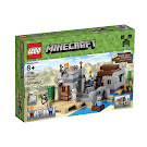 Minecraft The Desert Outpost Regular Set