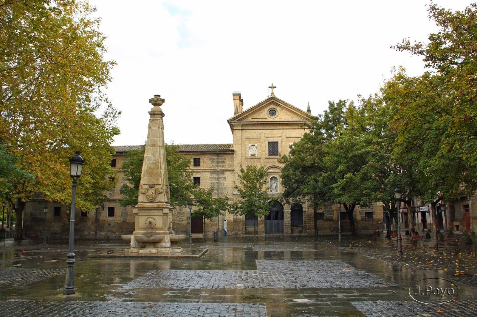 Iglesia de  San Lorenzo de Pamplona