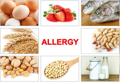 Daftar Makanan yang Bisa Mengurangi Gejala Alergi