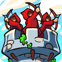 Towerlands - strategy of tower defense Free Shopping MOD APK