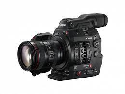 Canon EOS C300 Mark II Firmware最新ドライバーをダウンロードする