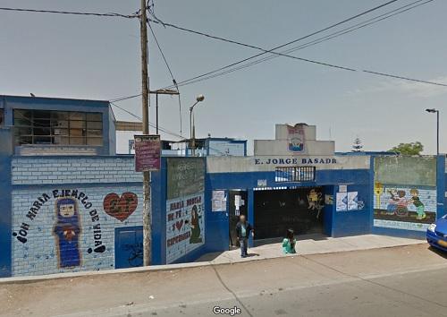 Colegio 6048 JORGE BASADRE - Villa el Salvador