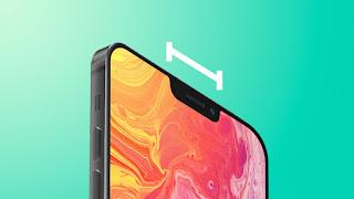 iphone 13 daha küçük çentikle gelecek
