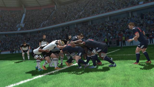 RUGBY 18 PC Full Español
