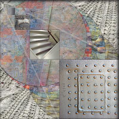 """Six W - 6?"". Obra de Rivismo (Ramón Rivas / Spain). Arte Concreto-Geométrico"