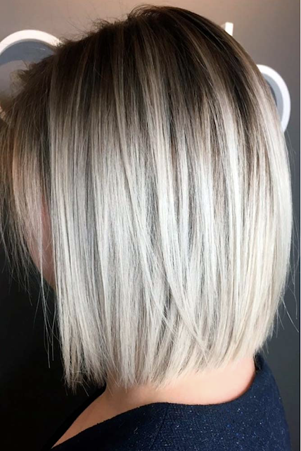 2020 modern bob hairstyles for fine hair
