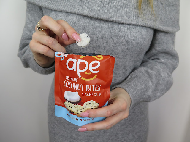 coconut bites, healthy snacks vegan snacks