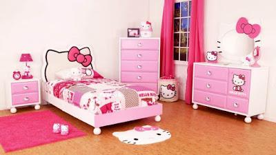 Bedroom sets for toddler girl