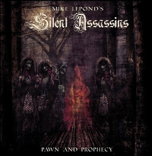 "Silent Assassins - ""Avengers of Eden"" (audio) from the album ""Pawn and Prophecy"""