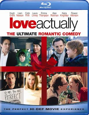 Love Actually (2003) 720p 1GB Hindi Dubbed Dual Audio [Hindi DD 2.0 + English 2.0] MKV