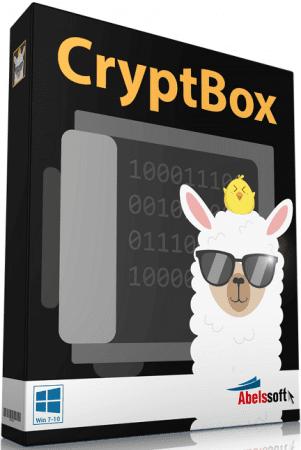 Abelssoft CryptBox 2020 v8.21.30 poster box cover