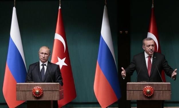 Η Άγκυρα διαψεύδει τη συγνώμη του Ερντογάν στον Πούτιν