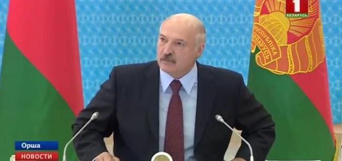 Лукашенко и очки