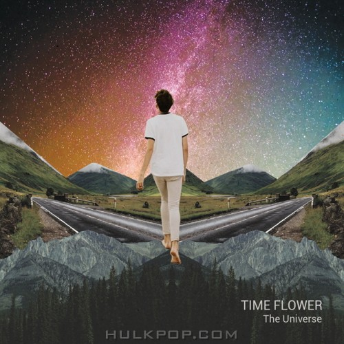Time Flower – The Universe – EP