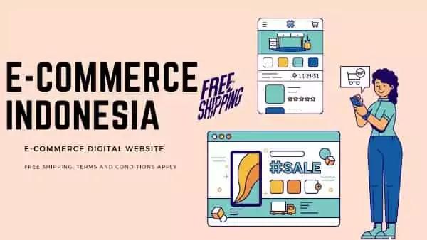perkembangan e-commerce di indonesia