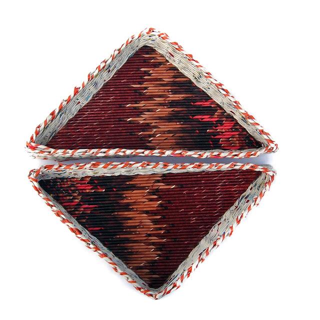 koszyczki trójkąty